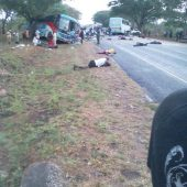 Fatal accident near Rusape claims 30 lives.