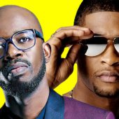 Black Coffee teamed up with Usher