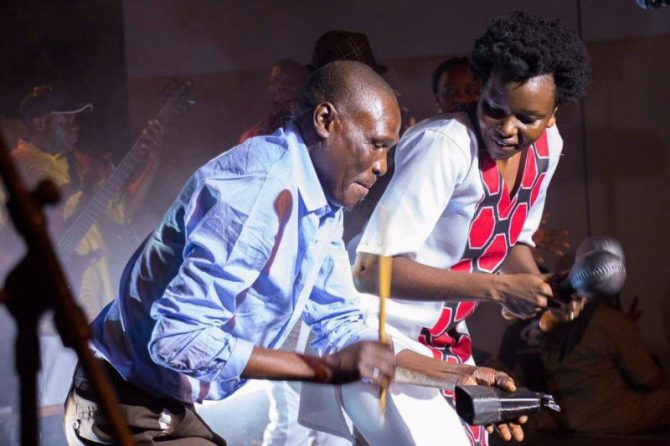 Tuku concert received low turnout