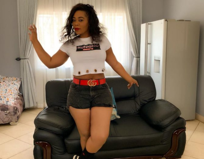Madam Boss caused commotion online