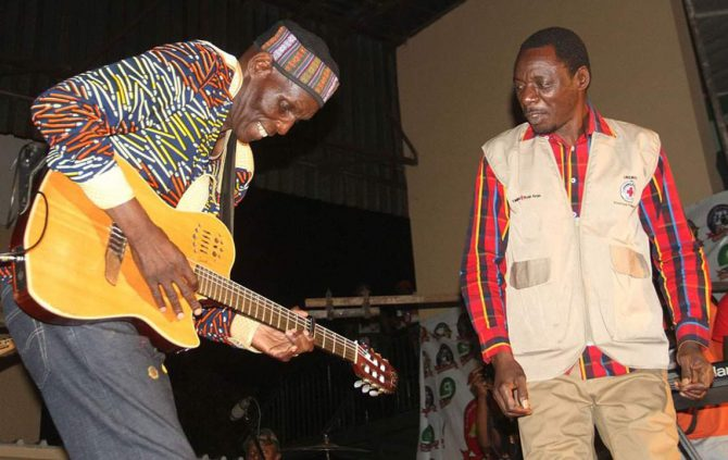 Musicians approach Macheso for collaboration