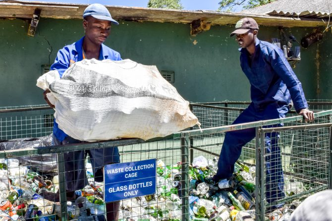 How to recycle common items in Zim