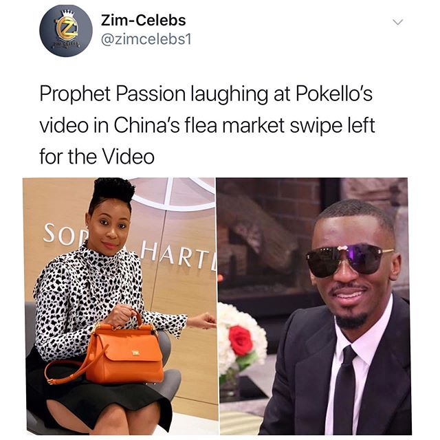 Prophet Passion is back at it again!!!!!