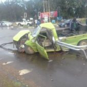 Every road accident is a warning that something is wrong with drivers!!!