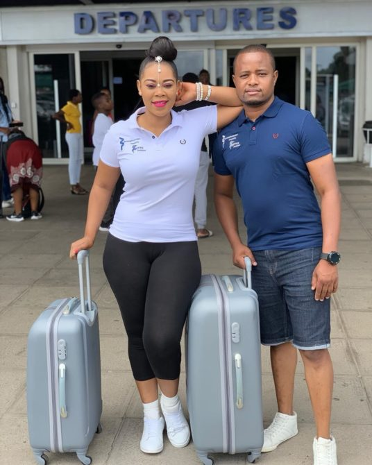 Madam Boss hints of being pregnant