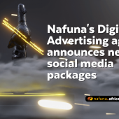 Nafuna's new  Digital Advertising agency packages for Zimbabwe